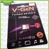Micro sd V-Gen 8gb turbo series non adapter