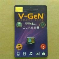 Micro sd V-GeN 32gb class6