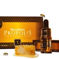 Brazilian Propolis - Propolis Brazil Original Isi 5 Botol