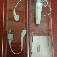 Earphone Headset Bluetooth Samsung Universal Handsfree Music