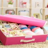 Underwear Storage Box | Tempat Penyimpanan Pakaian Dalam 2 in 1