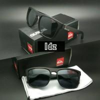 Sunglasses Kacamata Fashion outdoor Quiksilver Ferris Hitam