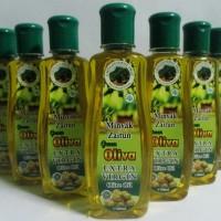 Pembersih Kulit Wajah Penyamar Kerutan Minyak Zaitun Green Oliva