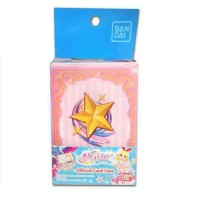 Aikatsu Official Card Case Pink + Pure Angel Ribbon