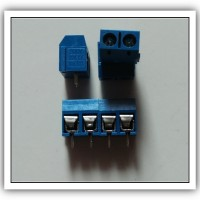 Screw Terminal Block Connector 5mm 5.08-301-2P