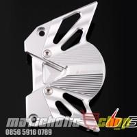 Cover Caliper Bikers - PCX - Classic Edition - Silver