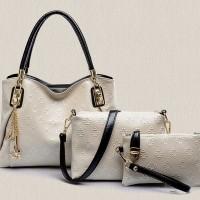 TERMURAH   TAS wanita import shoulder bag selempang dompet pouch a