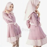 blouse elsha top maurepink
