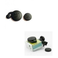 Plastic Lens Cap Cover for Xiaomi Yi / penutup lensa xiaomi