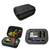 Shockproof Storage Case For Xiaomi Yi & GoPro / tas action cam