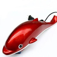 Alat pijat dolphine massager inframerah JT-889
