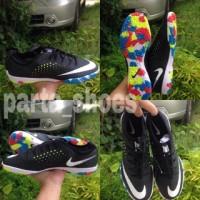 Sepatu Futsal Nike Mercurial Elastico Finale Multicolor - IC