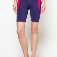 Short Pants Yoga - Lee Vierra Blue Pink