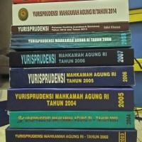 YURISPRUDENSI TAHUNAN (2010-2016)