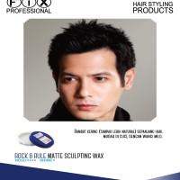 Fix Professional ROCK and RULE 80gram ORIGINAL [ HAIR WAX / POMADE ]