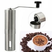 Coffee Bean Grinder Stainless Steel Manual Penggiling Biji Kopi Manual