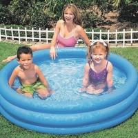 Kolam Renang Anak Crystal Blue Pool Kids 1.47mx33cm - INTEX #58426