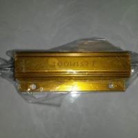 Resistor/Dummy Load/ Shunt 100 W 1 Ohm