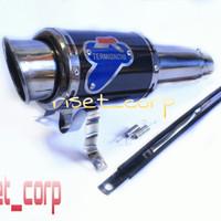 Knalpot Motor CBR Lokal/CB 150R/CBR 150R Facelift -Termignoni Karbon