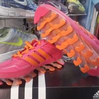 Sepatu Running Adidas Spring Blade Pink Orange