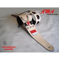 Strap gitar/bASS KPK indonesia