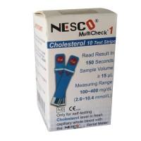 Strip Kolesterol Nesco