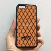 Waffle Patten Vans iPhone Soft Case 4 4s 5 5s 5c 6 6s Plus Rubber