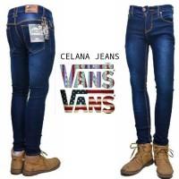 celana jeans vans skiny | celana panjang jeans murah
