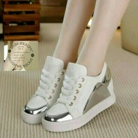 jessica wedges sneakers