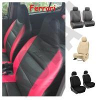 Seat Cover / Sarung Jok Mobil Bahan Ferrari Karimun Estilo