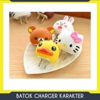 Batok Charger Karakter / Kepala Charger Karakter