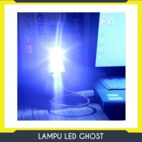 Lampu Led Ghost / Lampu Usb Ghost