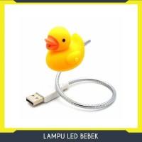 Lampu Led Bebek / Lampu Usb Bebek