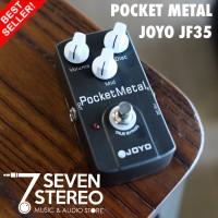 Efek Gitar JOYO Pocket Metal JF35