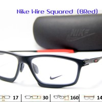 KACAMATA NIKE SPORTY HITAM MERAH (HIGH QUALITY)