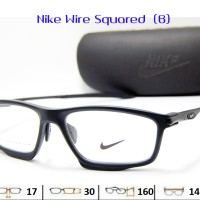 KACAMATA NIKE SPORTY HITAM FULL ( HIGH QUALITY)