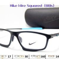 KACAMATA SPORTY NIKE HITAM BIRU ( HIGH QUALITY)