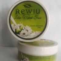 REWIU LULUR MANDI SUSU Isi 250 gr