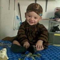 Surjan Anak Bayi Lurik Set Blangkon Baju Kostum Tradisional Jawa
