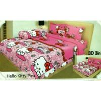 Sprei Lady Rose 180 x 200 Hello Kitty KING
