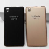 METAL DOFF Infinix Hot 2 X510 Hard Back Case Aluminium bumper