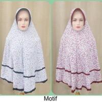 Jilbab Kr Motif
