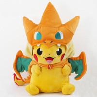Boneka Pokemon Go Pikachu Charmander Charizard