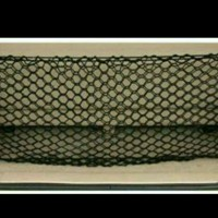 Jaring bagasi mobil ( cargo net ) model double, 2 lapis