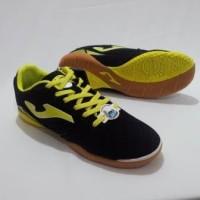 Sepatu Futsal Joma Superflex Navy Fluor