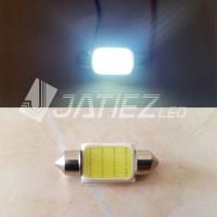 Lampu Plafon Kabin Mobil Led Plasma 12 Cob 36mm