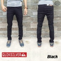 celana jeans slimpit quiksilver | celana quiksilver