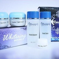 Paket Lengkap Beauty Sky Magic Cream Whitening Series BPOM
