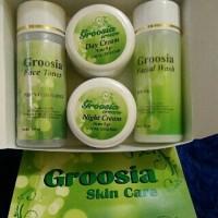 Paket Perwatan Wajah Groosia BPOM & Original