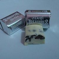 Delfi Treasure Cookies - Coklat Cookies Delfi